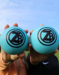 3 held balls