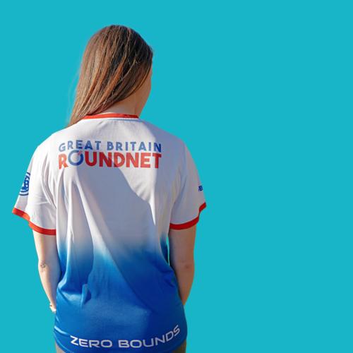 Female GBRN Roundnet T-shirt