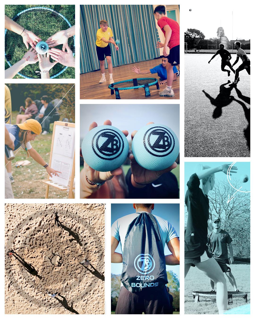 Zero Bounds Collage